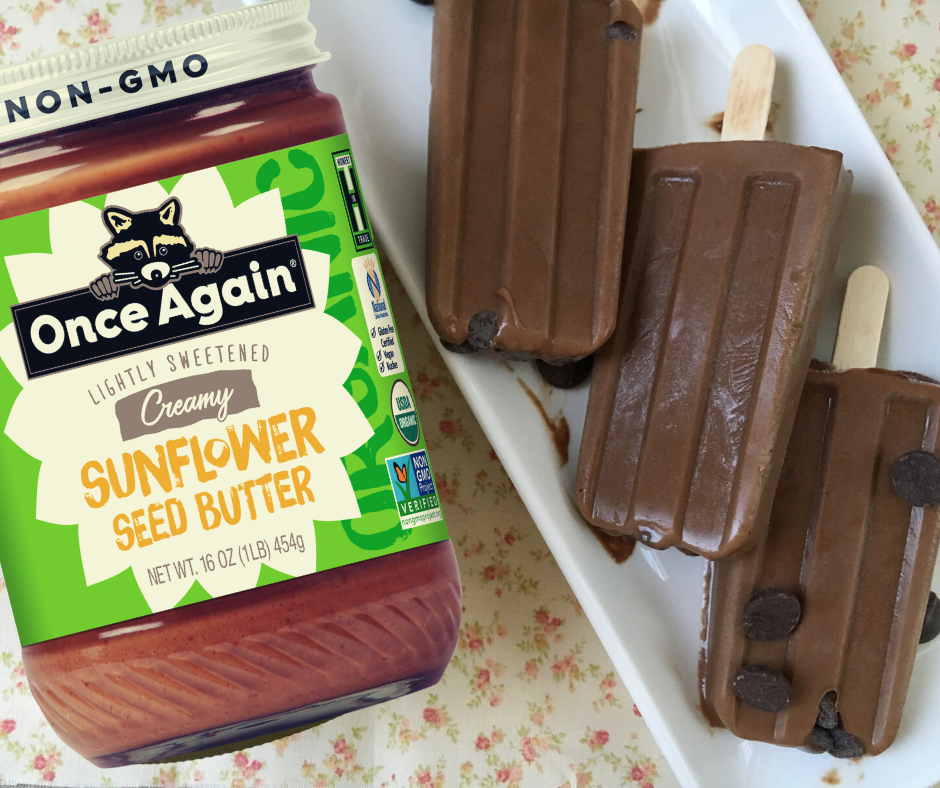 Double Chocolate Fudge Pops